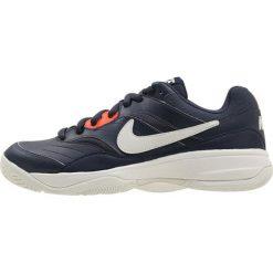 Nike Performance COURT LITE Obuwie multicourt thunder blue/white/hyper orange/midnight navy. Czarne buty do tenisa męskie marki Nike Performance, l, z materiału. Za 229,00 zł.