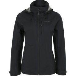 Schöffel ALYESKA Kurtka hardshell black. Czarne kurtki sportowe damskie Schöffel, z hardshellu. W wyprzedaży za 461,45 zł.