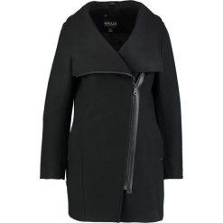 Płaszcze damskie pastelowe: khujo ZOES Krótki płaszcz black