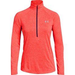 Bluzy damskie: Under Armour Bluza damska NEW Tech 1/2 Zip - Twist czerwona r. S (320128-985)