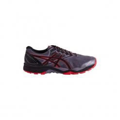 Buty do biegania GEL FUJITRABUCO 6 męskie. Czarne buty do biegania męskie marki Asics, z gumy. W wyprzedaży za 329,99 zł.