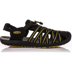 Sandały męskie: Keen Sandały męskie Kuta Black/Ceylon Yellow r. 46  (887194409945)