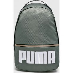 Puma - Plecak. Szare plecaki damskie Puma, z poliesteru. W wyprzedaży za 139,90 zł.