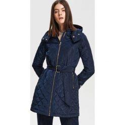 727b56e1c6 Płaszcz pikowany damski rozkloszowany - Płaszcze damskie - Kolekcja ...