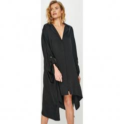 Answear - Sukienka NOMAD. Czarne długie sukienki marki DOMYOS, uniwersalny. Za 269,90 zł.