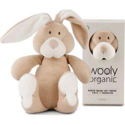 Przytulanki i maskotki: Classic Bunny, Zajączek przytulanka organiczna, 23 cm (WOR00080)