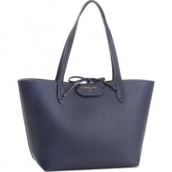 Torebka PATRIZIA PEPE - 2V5452/AV63-I2UZ  Double Blue/Grey. Czarne torebki klasyczne damskie marki Patrizia Pepe, ze skóry. W wyprzedaży za 449,00 zł.