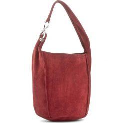 Torebka CREOLE - K10442  Bordowy. Czerwone torebki klasyczne damskie Creole, ze skóry. W wyprzedaży za 229,00 zł.