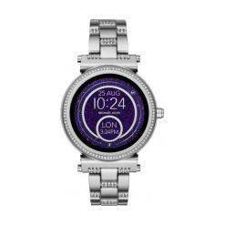 ZEGAREK MICHAEL KORS ACCESS SMARTWATCH MKT5036. Szare, cyfrowe zegarki damskie marki Michael Kors, ze stali. Za 1899,00 zł.