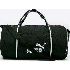 Puma - Plecak. Czarne plecaki damskie Puma, z poliesteru. Za 149,90 zł.