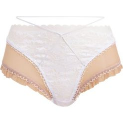 Stringi: For Love & Lemons MOONSHADOW HIGH CUT THONG Stringi ivory