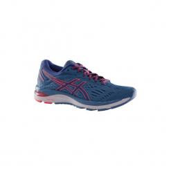 Buty do biegania GEL CUMULUS damskie. Fioletowe buty do biegania damskie marki KALENJI, z gumy. Za 399,99 zł.