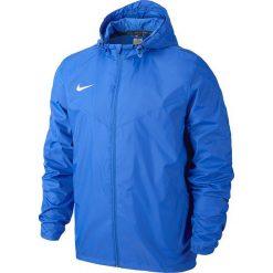 Nike Kurtka męska Team Sideline Rain niebieski r. L (645480 463). Niebieskie kurtki męskie Nike, l. Za 150,06 zł.