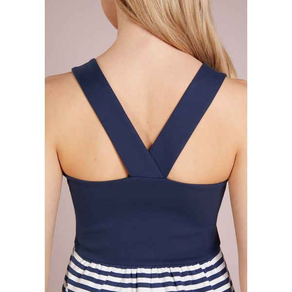 b70b178e5d WEEKEND MaxMara OCROMA Długa sukienka ultramarine - Niebieskie ...