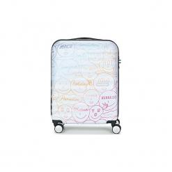 Walizki twarde American Tourister  WAVEBREAKER X CEIZER 55CM 4R. Szare walizki marki American Tourister. Za 419,00 zł.
