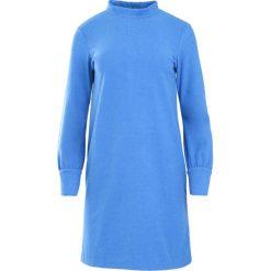 Niebieska Sukienka Always Feeling Good. Niebieskie sukienki mini marki Born2be, l. Za 69,99 zł.