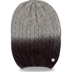 Czapka GUESS - Not Coordinated Wool AW6480 WOL01 M BLA. Czarne czapki zimowe damskie Guess, z aplikacjami, z materiału. W wyprzedaży za 119,00 zł.