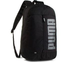 Plecak PUMA - Puma Pioneer Backpack II 075103 01 Puma Black. Czarne plecaki damskie Puma, z materiału, sportowe. Za 99,00 zł.
