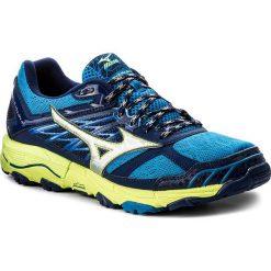 Buty do biegania męskie: Buty MIZUNO - Wave Mujin 4 J1GJ177003 Niebieski