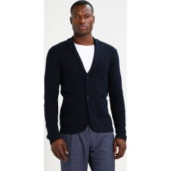 Swetry rozpinane męskie: Armani Exchange Kardigan navy
