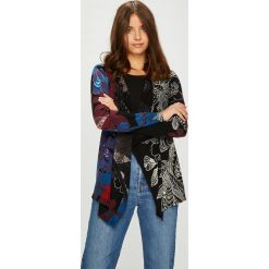 Swetry oversize damskie: Desigual - Sweter