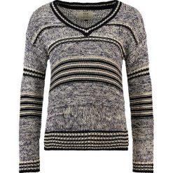 Swetry klasyczne damskie: khujo WALENZIA Sweter blackwhite