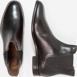 ALDO LOVEWIA Botki black. Czarne botki męskie marki ALDO, z materiału. W wyprzedaży za 349,30 zł.