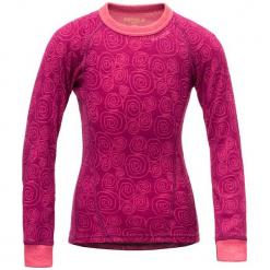 Northfinder Koszulka Dziewczęca Active 104 Różowa. Niebieskie bluzki dziewczęce z długim rękawem marki bonprix, z wełny, długie. Za 185,00 zł.