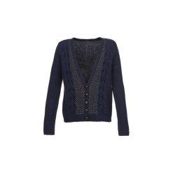 Swetry rozpinane / Kardigany Kookaï  MADELENE. Niebieskie kardigany damskie marki BOTD, l. Za 452,80 zł.