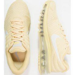 Nike Performance AIR MAX 2017 Obuwie do biegania treningowe lemon wash. Żółte buty do biegania damskie marki Nike Performance, z materiału. W wyprzedaży za 599,25 zł.