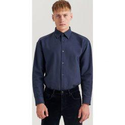 Koszula oversize ReDesign - Granatowy. Niebieskie koszule męskie marki QUECHUA, m, z elastanu. Za 139,99 zł.