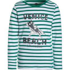 La Queue du Chat VENICE BEACH MARINIERE Bluzka z długim rękawem white/mint. Zielone bluzki dziewczęce bawełniane La Queue du Chat, z długim rękawem. Za 129,00 zł.