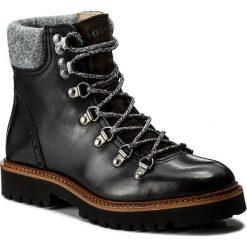 Buty zimowe damskie: Trapery MARC O'POLO – 708 14236301 108 Black 990