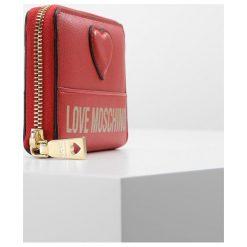 Portfele damskie: Love Moschino Portfel rosso