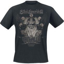 Blind Guardian Valhalla - Deliverance T-Shirt czarny. Czarne t-shirty męskie z nadrukiem marki Blind Guardian, s, z klasycznym kołnierzykiem. Za 74,90 zł.