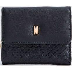 Portfele damskie: Mały portfel – Czarny