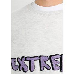 Soulland FORRESST Bluza off white melange. Białe kardigany męskie marki Soulland, m, z bawełny. W wyprzedaży za 381,75 zł.