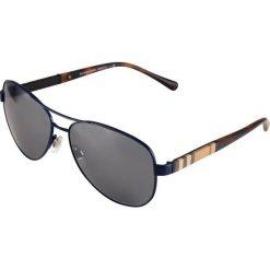 Okulary przeciwsłoneczne damskie: Burberry Okulary przeciwsłoneczne matte blue