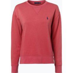 Bluzy damskie: Polo Ralph Lauren - Damska bluza nierozpinana, czerwony