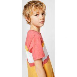 T-shirty chłopięce: Mango Kids – T-shirt dziecięcy Raya 104-164 cm