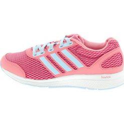 Adidas Performance MANA BOUNCE  Obuwie do biegania treningowe ray pink/ice blue/pink. Brązowe buty do biegania damskie marki adidas Performance, z gumy. W wyprzedaży za 174,30 zł.