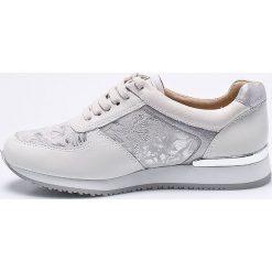 Caprice - Buty. Szare buty sportowe damskie Caprice, z materiału. W wyprzedaży za 219,90 zł.