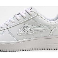 Kappa BASH Obuwie treningowe white/light grey. Szare buty sportowe męskie marki Kappa, z gumy. Za 169,00 zł.