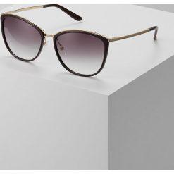 Max Mara CLASSY Okulary przeciwsłoneczne noa goldcoloured/mauve. Żółte okulary przeciwsłoneczne damskie lenonki Max Mara. Za 839,00 zł.