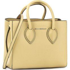 Torebka COCCINELLE - BG5 Farisa E1 BG5 55 01 01 Banane 043. Żółte torebki klasyczne damskie Coccinelle, ze skóry. W wyprzedaży za 629,00 zł.