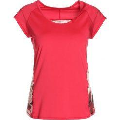 Head VISION GRAPHIC Tshirt z nadrukiem magenta. Czerwone t-shirty damskie Head, xs, z nadrukiem, z elastanu. Za 189,00 zł.