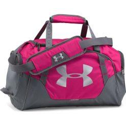 Torby podróżne: Under Armour Torba sportowa Undeniable Duffle 3.0 XS Pink (1301391654)