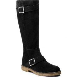 Oficerki SERGIO BARDI - Andora FW127278017AF 201. Czarne buty zimowe damskie Sergio Bardi, ze skóry, na obcasie. W wyprzedaży za 279,00 zł.