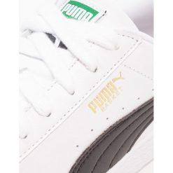 Puma BASKET CLASSIC Tenisówki i Trampki white/black. Białe tenisówki damskie Puma, z materiału. Za 359,00 zł.