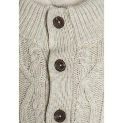 Swetry dziewczęce: GAP CABLE BUTTON MOCK Sweter oatmeal heather